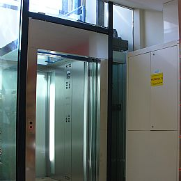 Elevators | Taylor made - TECNO on