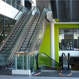 Light Line escalators - TLL